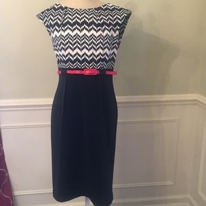 connected apparel Dresses - Size 8 belted dress